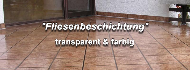Relativ Terrasse Fliesen selber wasserdicht abdichten, beschichten JD91
