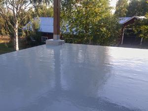 Terrasse selber abdichten streichen versiegeln wasserdicht ...