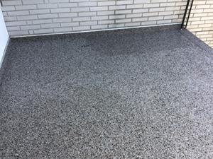 Fabulous Terrassenboden Beschichtung selber abdichten, wasserdicht versiegeln OL78